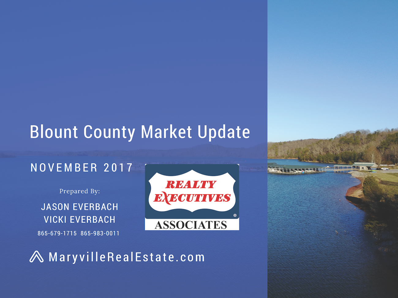 November 2017 Blount County Market Update