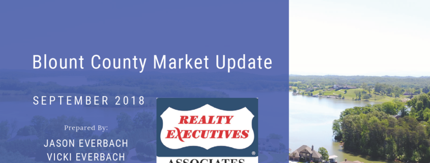 September 2018 Blount County Market Update