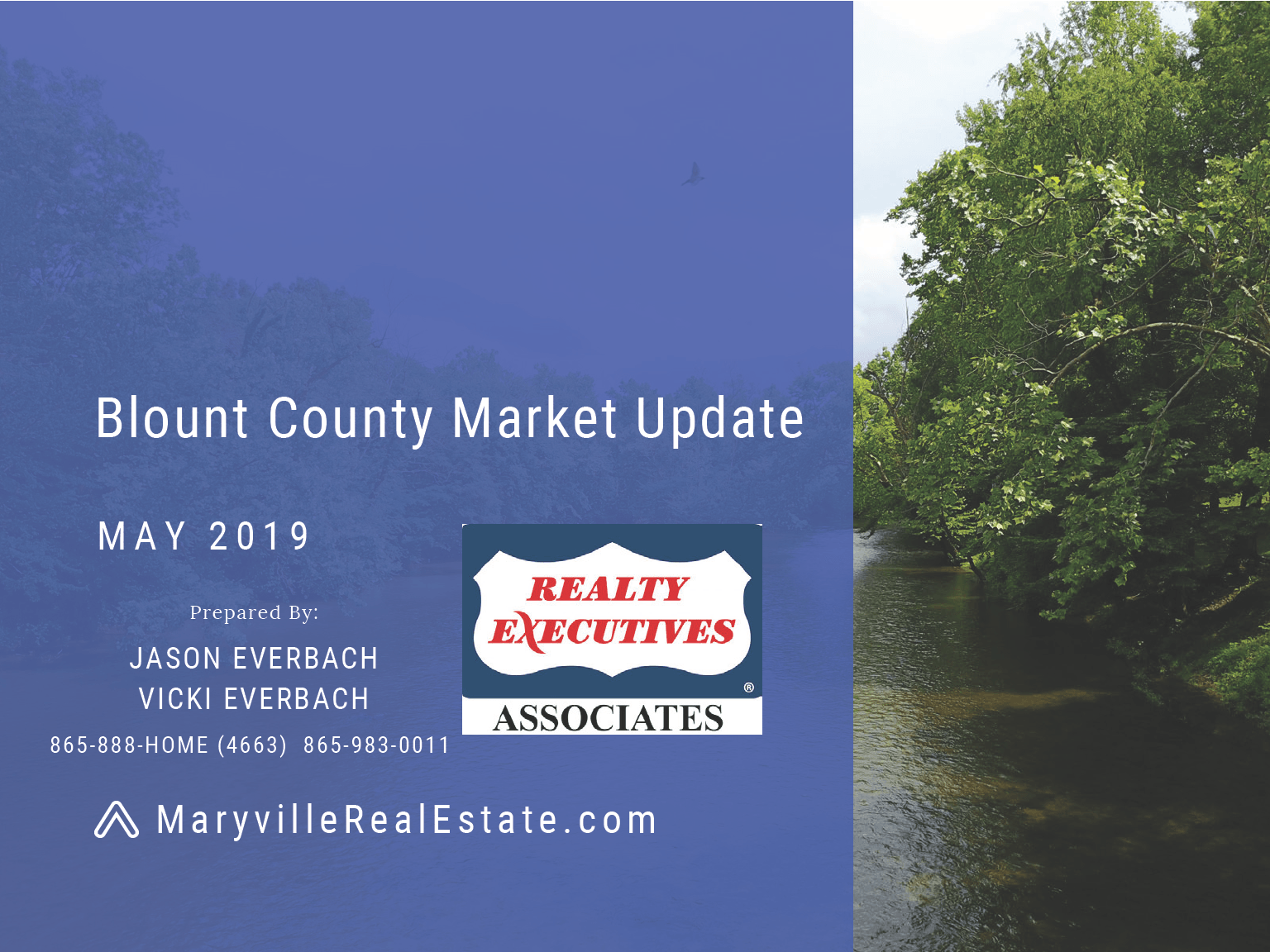 May 2019 Blount County Market Update