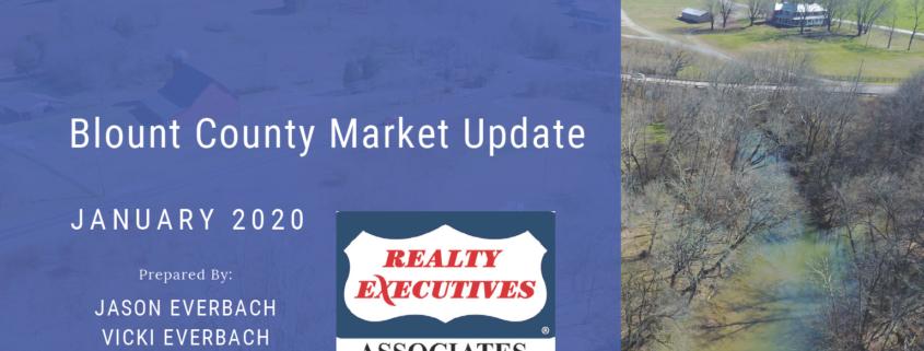 January 2020 Blount County Market Update