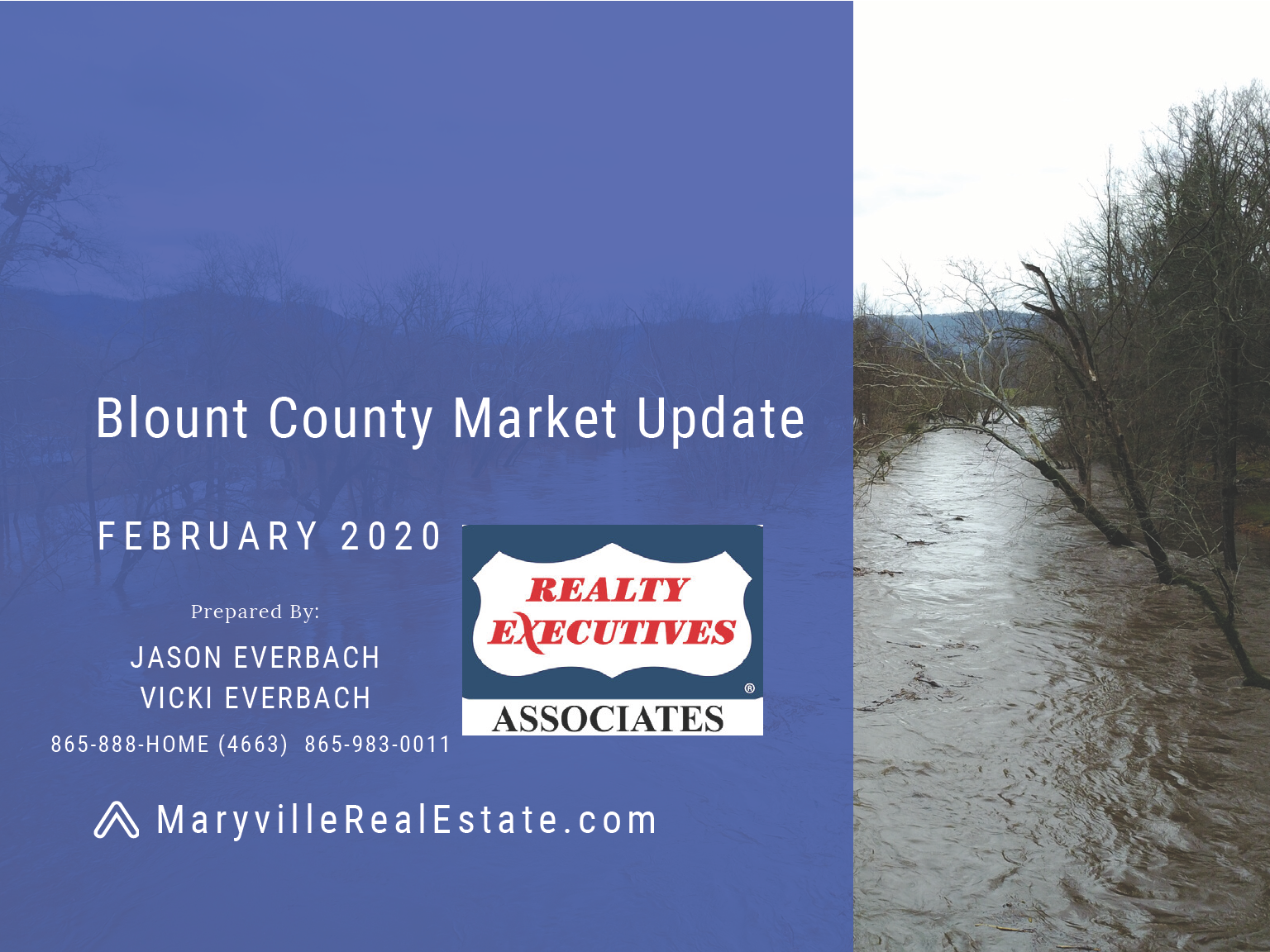 February 2020 Blount County Market Update