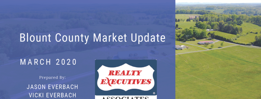 March 2020 Blount County Market Update