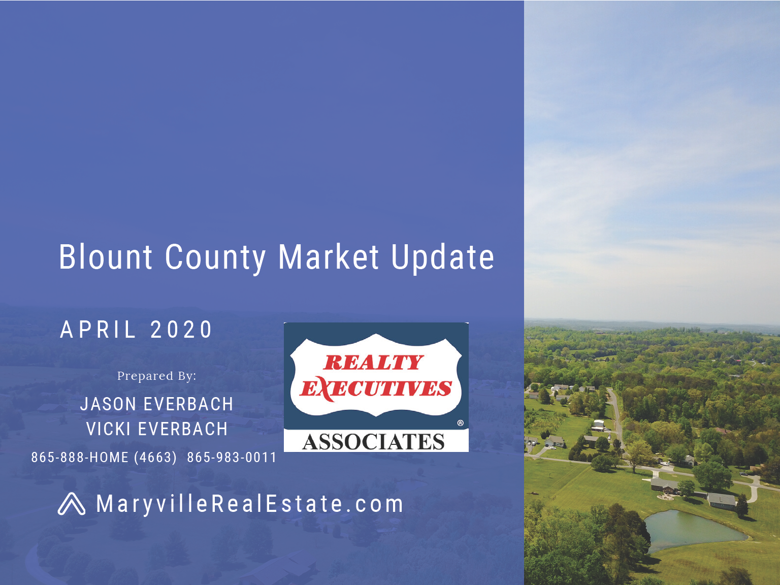 April 2020 Blount County Market Update